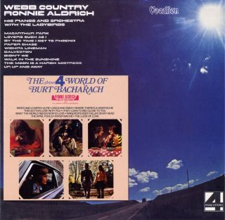 Webb Country & World Of Bacharach