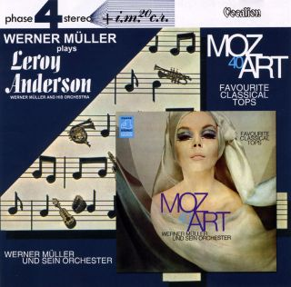 Play Leroy Anderson & Mozart 40