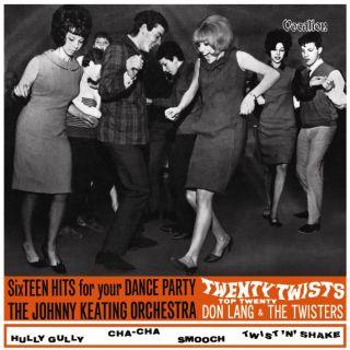 Twenty Top Twenty Twists & Sixteen Hits For Your Dance Party