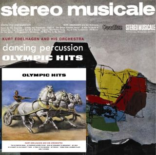 Dancing Percussion & Olympic Hits
