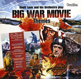 Big War Movie Themes & Big Concerto Movie Themes