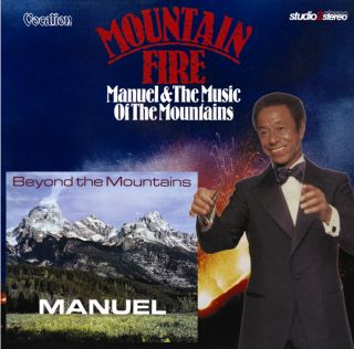 Mountain Fire & Beyond the Mountains