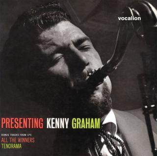 Presenting Kenny Graham