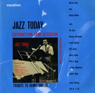 Operation Jam Session - Tribute to Benny Carter