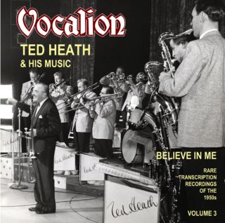 Rare Transcription Recordings of the 1950s Vol.3 - Believe in Me