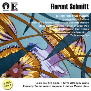 Florent Schmitt, Music for Two Pianos
