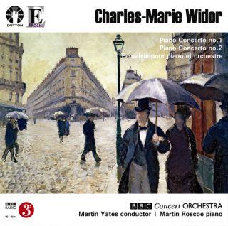 Charles-Marie Widor, piano concertos