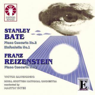 Franz Reizenstein & Stanley Bate, piano concertos