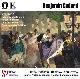 Benjamin Godard -  vol. 2 Piano concerto no. 2
