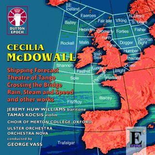 Cecilia McDowall - Shipping Forecast