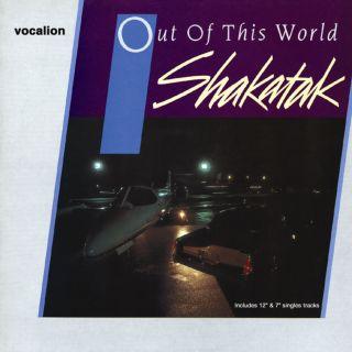 Out Of This World & Bonus Tracks