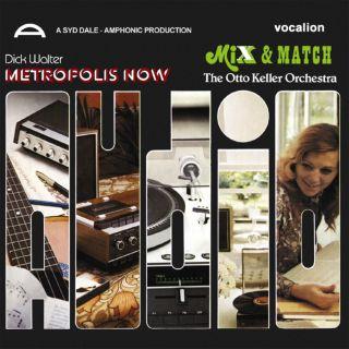 Metropolis Now & Mix and Match
