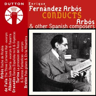 Conducts Arbos & other spanish composers