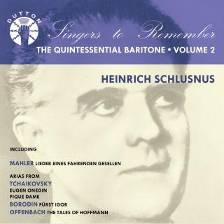 The Quintessential Baritone Vol.2