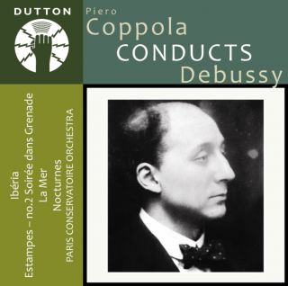Piero Coppola Conducts Debussy