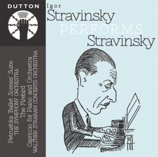 Igor Stravinsky performs Stravinsky