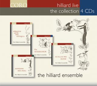 Hilliard live - The Collection