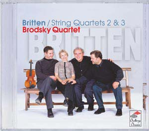 String Quartets 2 & 3