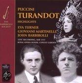 Turandot Htpt Live Recording 1937