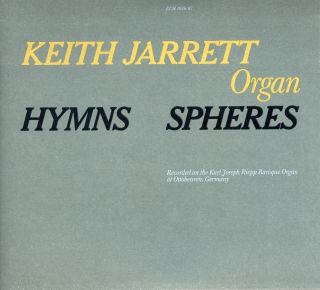 Hymns Spheres Organ