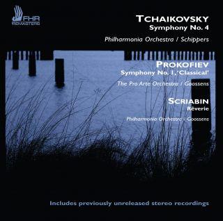 Symphony No.4/Rêverie/Sylphony No.1