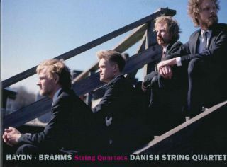 Haydn . Brahms . String Quartets