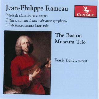 Pièces De Clavecin En Concerts: Orphée/...