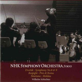 Symphony No.9/Pini di Roma/Symphony No.8/...