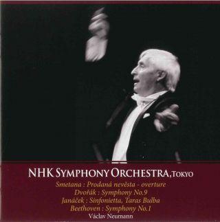 Prodaná nevesta - Overture/Symphony No.9/Sinfonietta/..