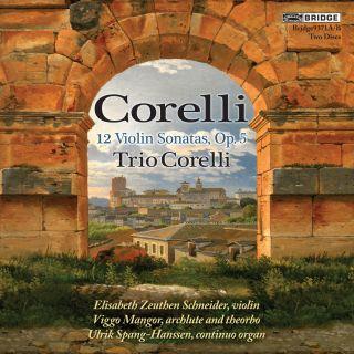 Corelli: Violin Sonatas, Op.5 (complete)
