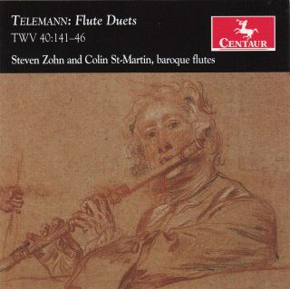 Flute Duets: Twv 40:141-146