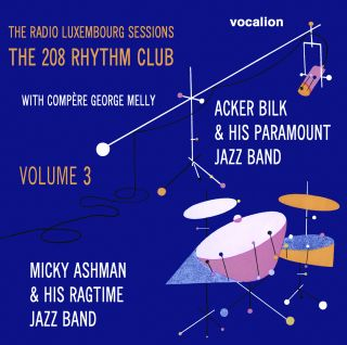 The Radio Luxembourg Sessions:The 208 Rhythm Club Vol. 3