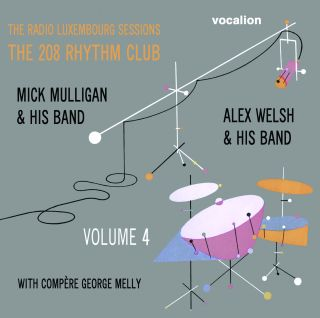 The Radio Luxembourg Sessions: The 208 Rhythm Club Vol. 4