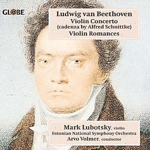 Violin Concerto/Romance