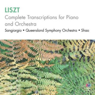 Complete Transcriptions For Piano And Orchestra