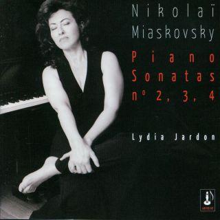 Piano Sonatas Nos.2, 3, 4