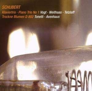 FRANZ SCHUBERT, Piano Trio No 1 D898 & Trockne Blumen, Variations D802