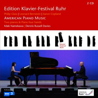 Edition Klavier-Festival Ruhr Vol.21/American Pian