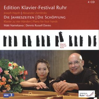 The Seasons & The Creation (for piano four hands - Edition Ruhr Piano Festival Vol. 24)