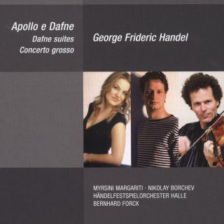 George Frideric Handel, Apollo e Dafne (dramatic cantata), Dafne Suites; Concerto grosso