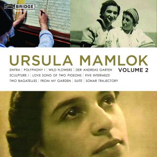 Music of Ursula Mamlok Vol. 2