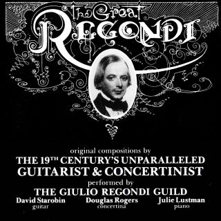 The Great Regondi, Vol. 1