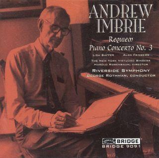 REQUIEM / PIANO CONCERTO NR.3