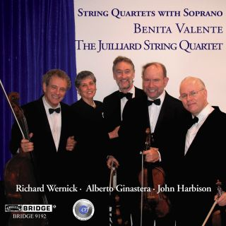 String Quartets With Soprano