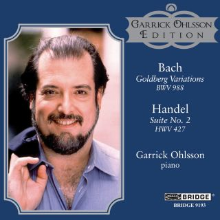 Goldberg Variations/Suite No.2, HWV 427