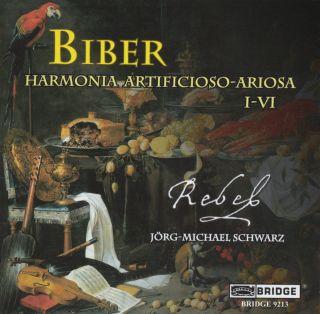 Harmonia Artificioso-Ariosa I-VI