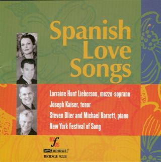 Spanish Love Songs