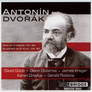 Piano Trio, Op. 65/Piano Quartet, Op.87