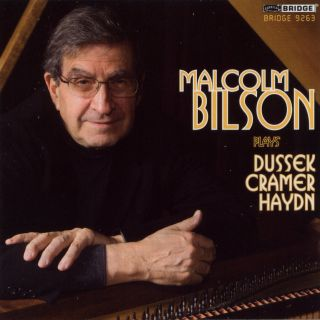 Malcolm Bilson Plays Dussek, Cramer & Haydn