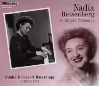 A Chopin Treasury, Studio & Concert Recordings